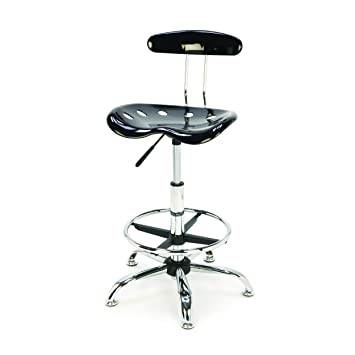 Shop Stool With Adjustable Height