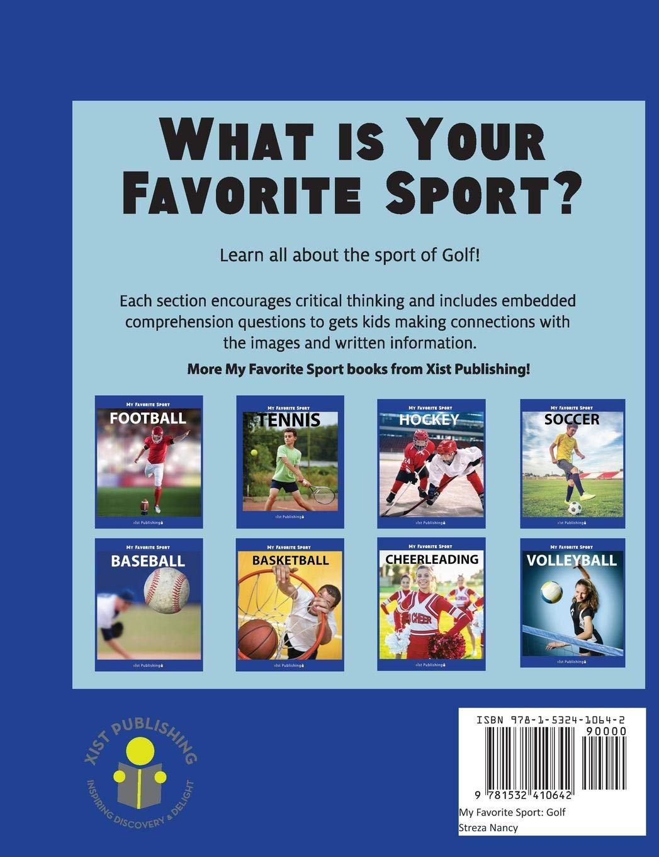 my favorite sport is football