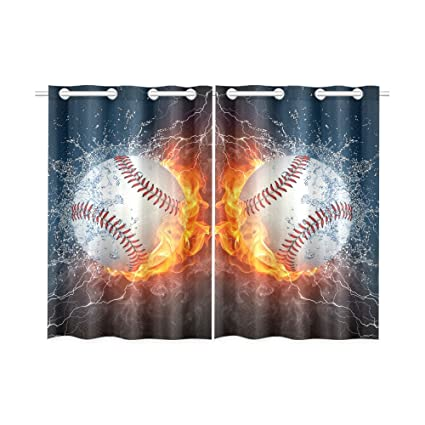 Amazon.com: Unique Debora Customize Window Curtain Window ...