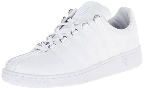 K-Swiss Classic Vn, Men's Low-Top Sneakers, White (White/