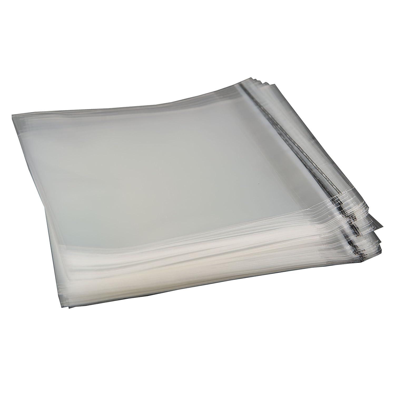 BODA Flachbeutel selbstklebend, 200 Stück 315 x 309mm, für Scrapbook-Papier 200 Stück 315 x 309mm für Scrapbook-Papier BODA Creative
