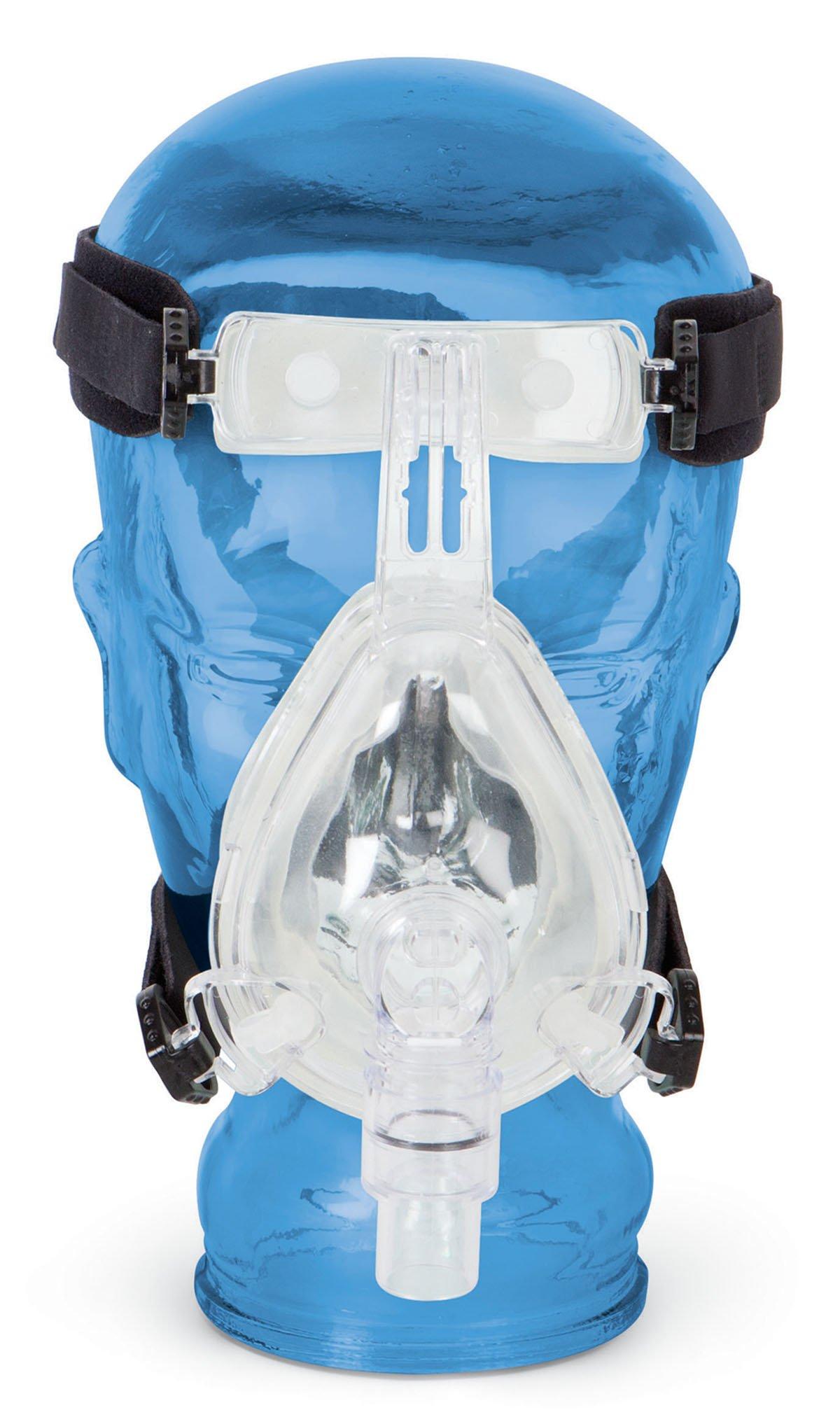Medline CPAP9405 CPAP Face Mask, Adult Silentvent, Medium
