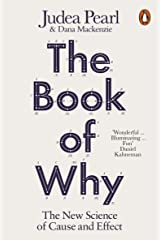 The Book of Why: The New Science of Cause and Effect Kindle Edition
