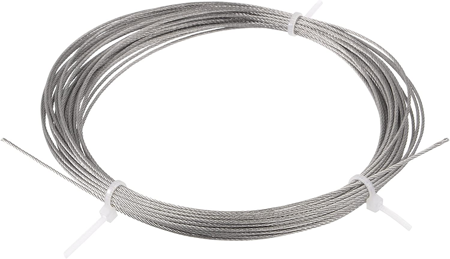 1mm Wire Rope 7x7 Stainless Steel Rope Price Per Metre FREE DELIVERY!!!!!!