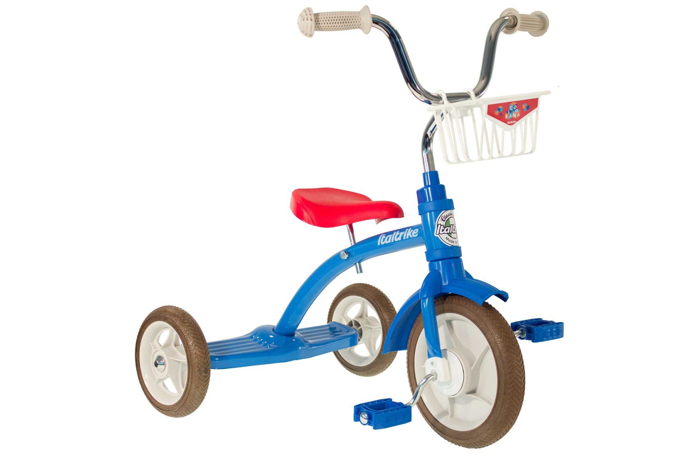 Italtrike Super Lucy Colorama Tricycle