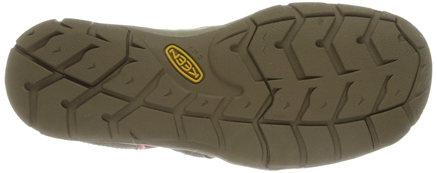 KEEN Womens Clearwater CNX Leather Sandal Clearwater CNX Leather-W