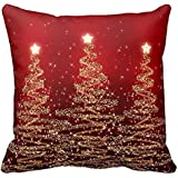 Christmas Pillow Cases,Muxika New Fashion Merry Christmas Soft Pillow Cases Sofa Cushion Cover Home Decor Square 45 x 45cm 18 x 18inch (B)