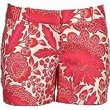 "J Crew Factory - Women's - Assorted Prints - 4"" Cotton Shorts"