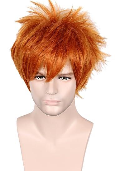 Amazon.com: Linfairy Mystic Cosplay peluca de Halloween ...
