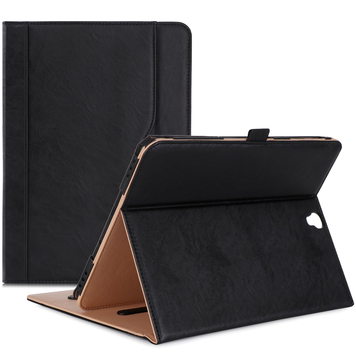 ProCase Galaxy Tab S3 9.7 Case, Stand Folio Case Cover for Galaxy Tab S3 Tablet (9.7 Inch, SM-T820 T825), with Multiple Viewing Angles, Document Card ...