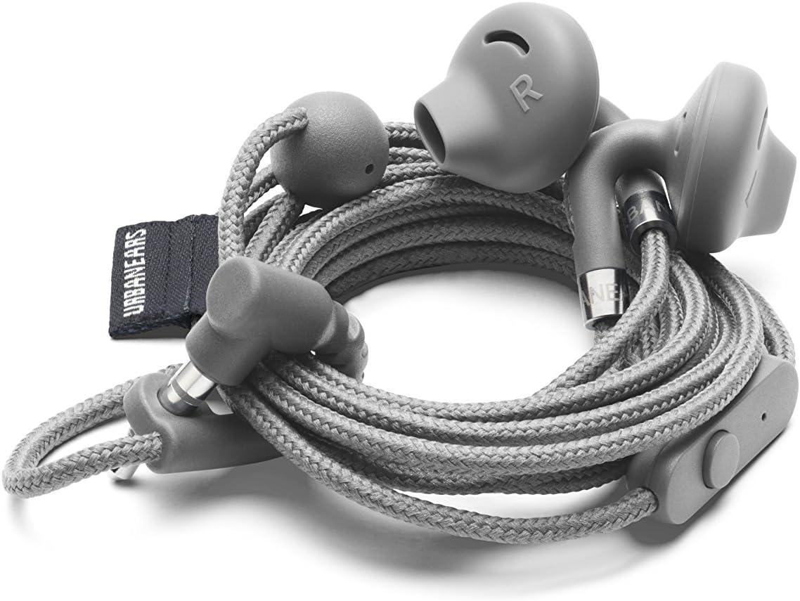 Urbanears Sumpan In Ear Ohrhörer Dark Grey Elektronik