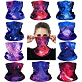 Cutewing Paisley Headband Bandanas Magic Headwrap Elastic Seamless Neck Gaiter Balaclava UV Resistence Sport Headwear…