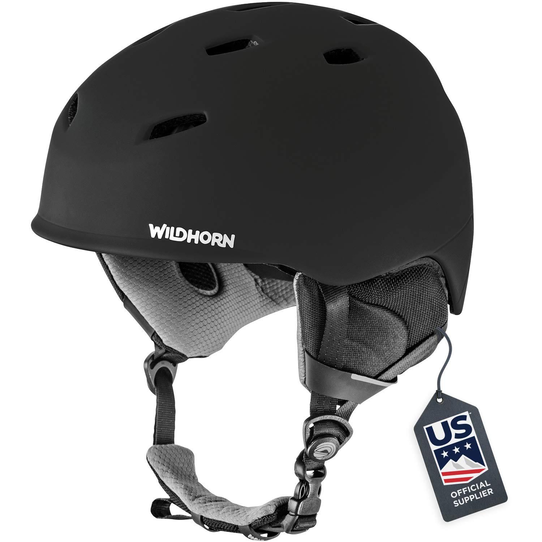 Wildhorn Drift Snowboard And Ski Helmet