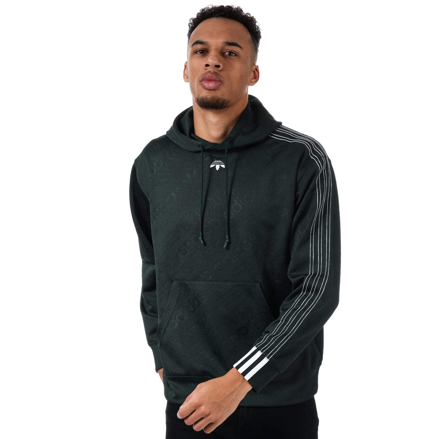 fashion style the cheapest buy online adidas Originals Sweat Alexander Wang Jacquard Vert Homme ...