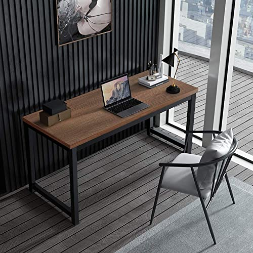 AZ L1 Life Concept Modern Studio Collection Soho Computer Office Desk Sturdy Writing Desk Simple Study Desk Workstation
