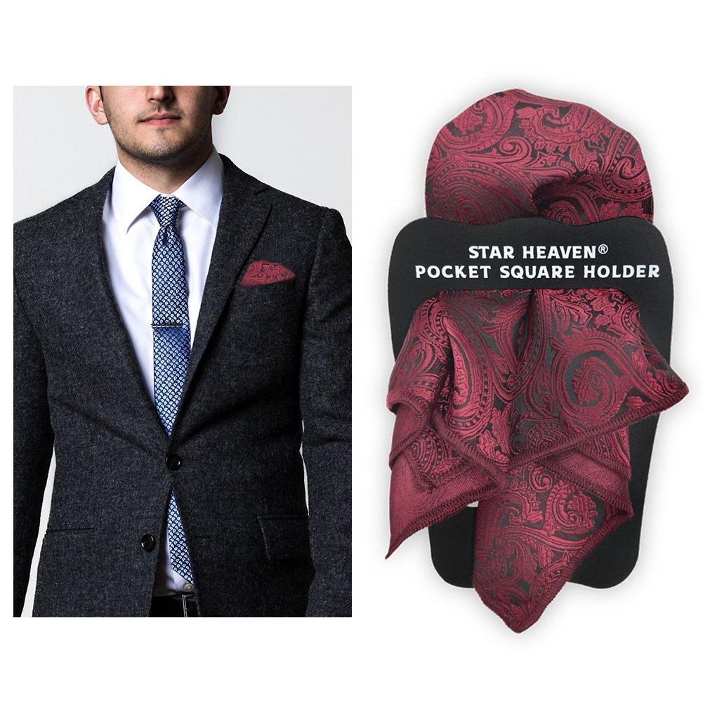 Amazon.com: Soporte cuadrado de bolsillo para hombres, los ...