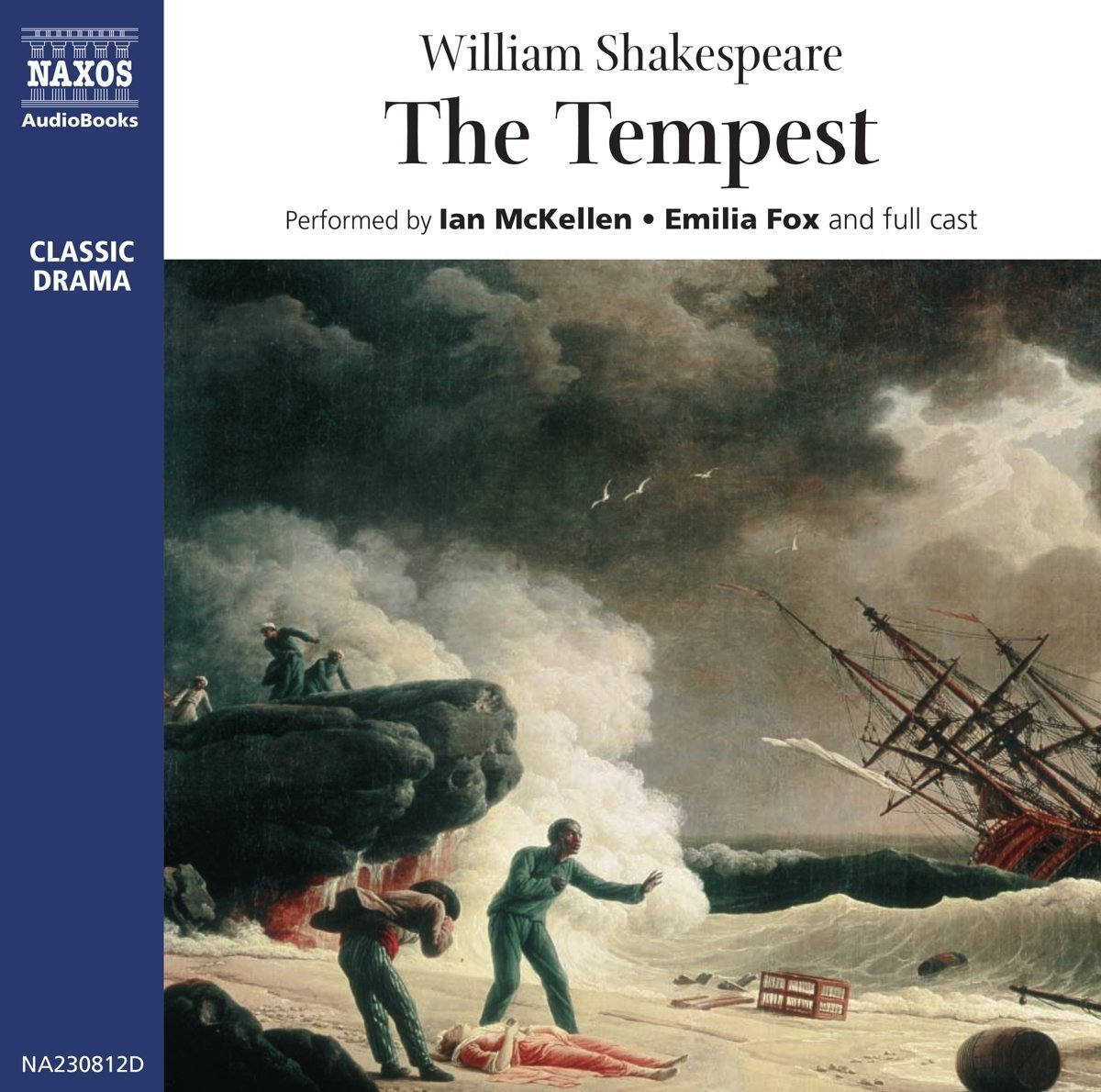 The Tempest (Naxos AudioBooks)