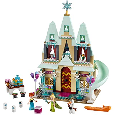 LEGO Disney Frozen Arendelle Castle Celebration 41068 Disney Toy: Toys & Games