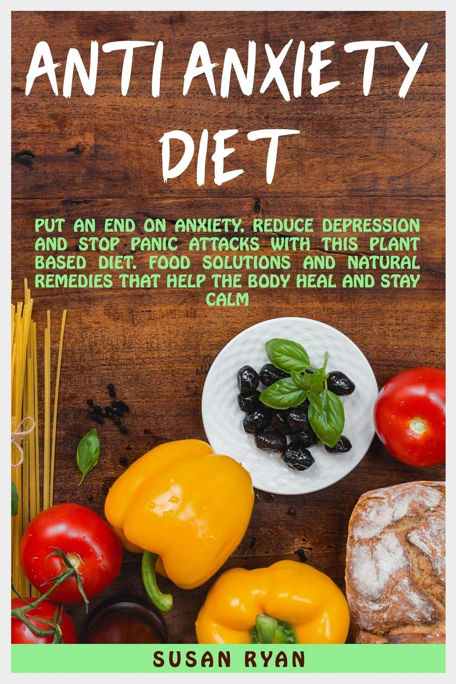 vegan diet anxiety and depression