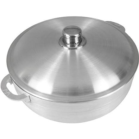 Amazon.com: Cajun Utensilios de cocina 9.2-quart aluminio ...