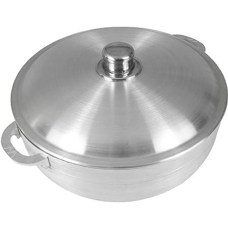 Cajun Cookware 9.2-quart Aluminum Dutch Oven – Gl9941