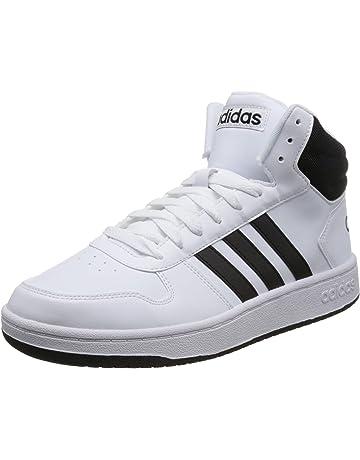 5feaa6b476c768 adidas Hoops 2.0 Mid, Scarpe da Basket Uomo