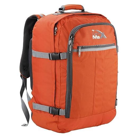 1182 opinioni per Cabin Max Metz Zainetto bagaglio a mano/da cabina, 44 litri, dimensioni