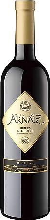 Viña Arnaiz Reserva D.O Ribera del Duero Vino Tinto - 3 Botellas x 750 ml - Total : 2250 ml