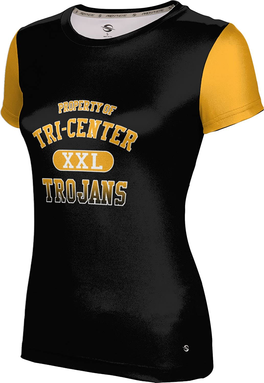 ProSphere Women's Tri-Center High School Crisscross Tech Tee