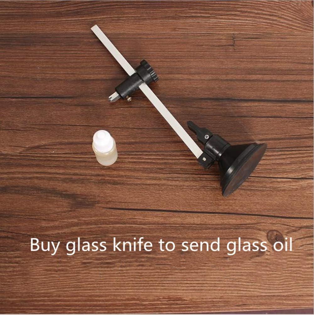 Dunstabzugshaube rund geschnittenes Aquariumglas Locher f/ür Fenster zu Hause 6-40 cm Glaskreisschneider Mit Saugnapf Glas/öl senden.