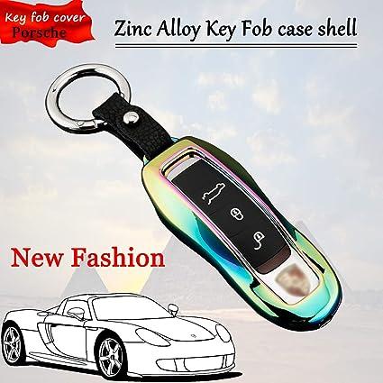 Llavero remoto de aleación de zinc, carcasa para llave ...