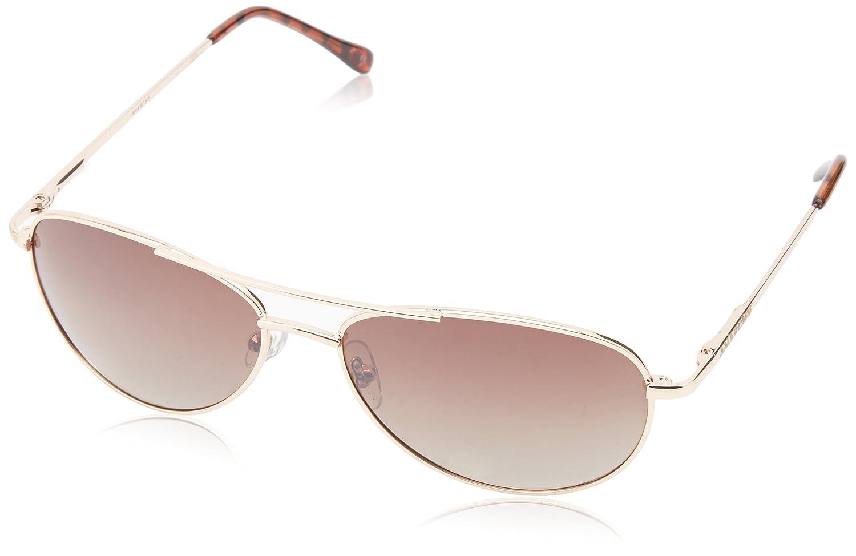 adult PenSee Fashion Mens Driving Aviator Sunglasses Brown