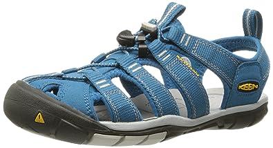 Keen Damen Clearwater CNX Sandalen Trekking-& Wanderschuhe, Blau (Celestial/Vapor), 38.5 EU