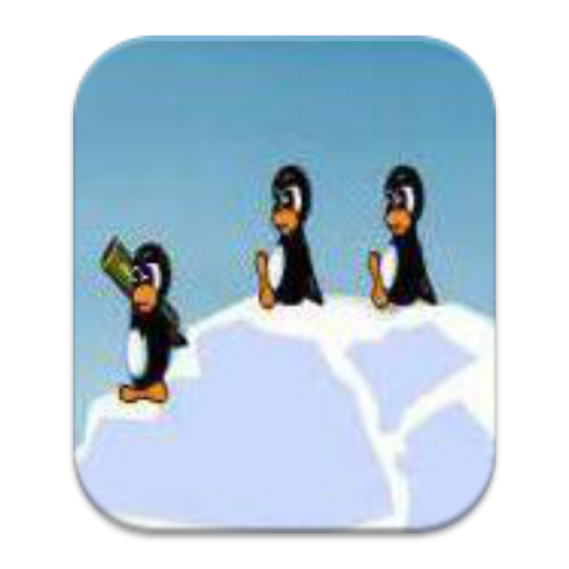 Pinguin battle (Penguin Island)