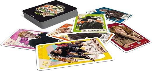 ASS- Tripack Harry Potter Juego de Cartas, Multicolor (Cartamundi 108448992): Amazon.es: Juguetes y juegos