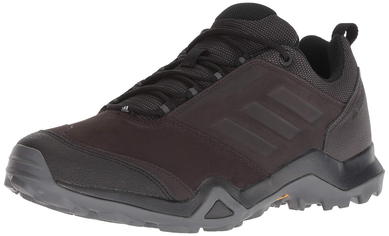 15c9f19169b adidas outdoor Men s Terrex Brushwood Leather Night Brown Grey Five ...