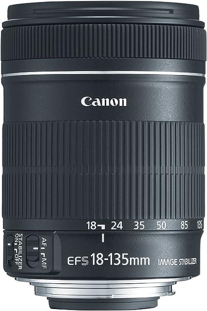 Canon 18 135 Mm F 3 5 5 6 Ef S Is 18 Mm 135 Mm Objektiv Kamera