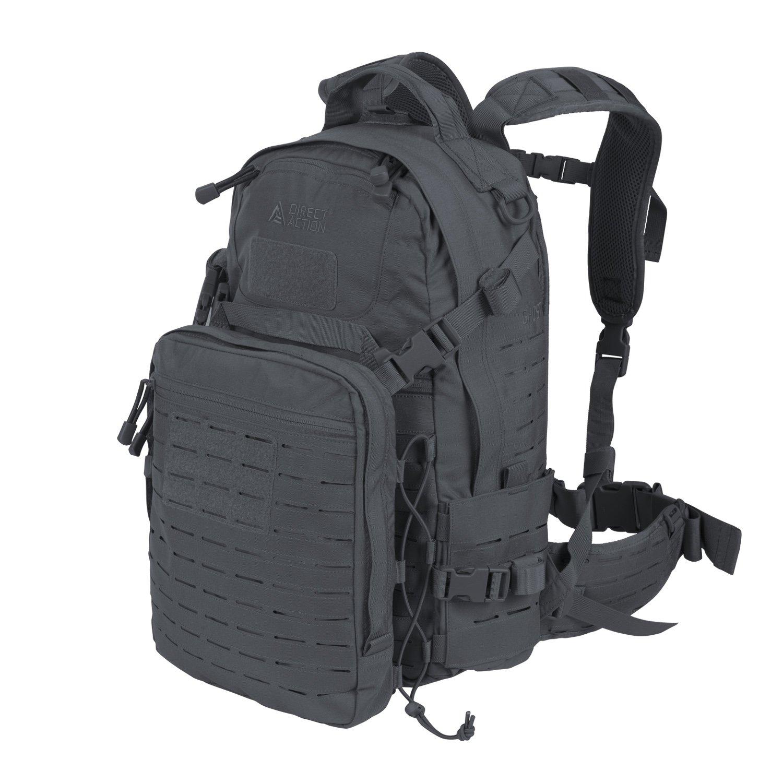 ダイレクトアクションGhost Tacticalバックパック B01NBVDCJ7 シャドーグレー シャドーグレー