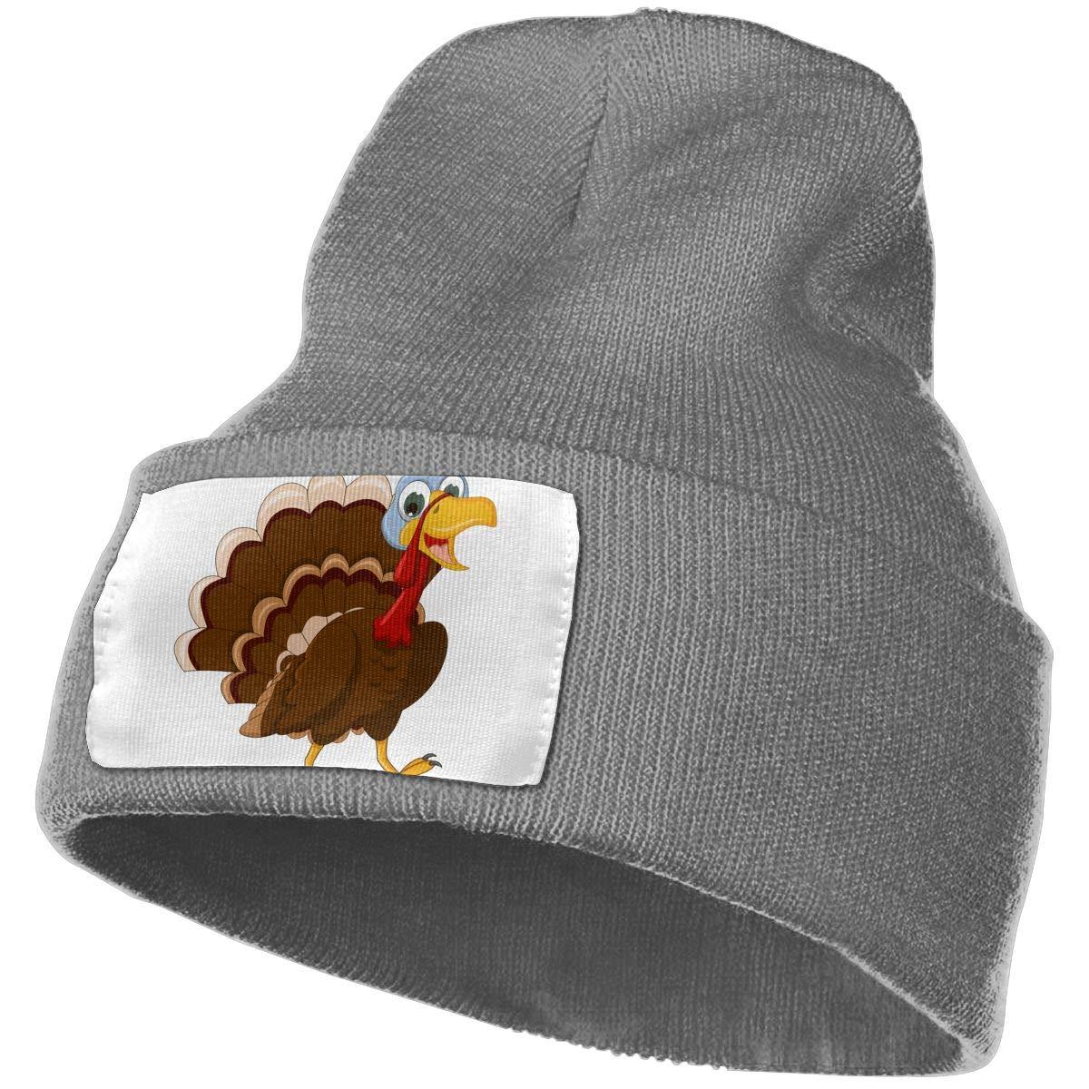 QZqDQ Cartoon Turkey Unisex Fashion Knitted Hat Luxury Hip-Hop Cap