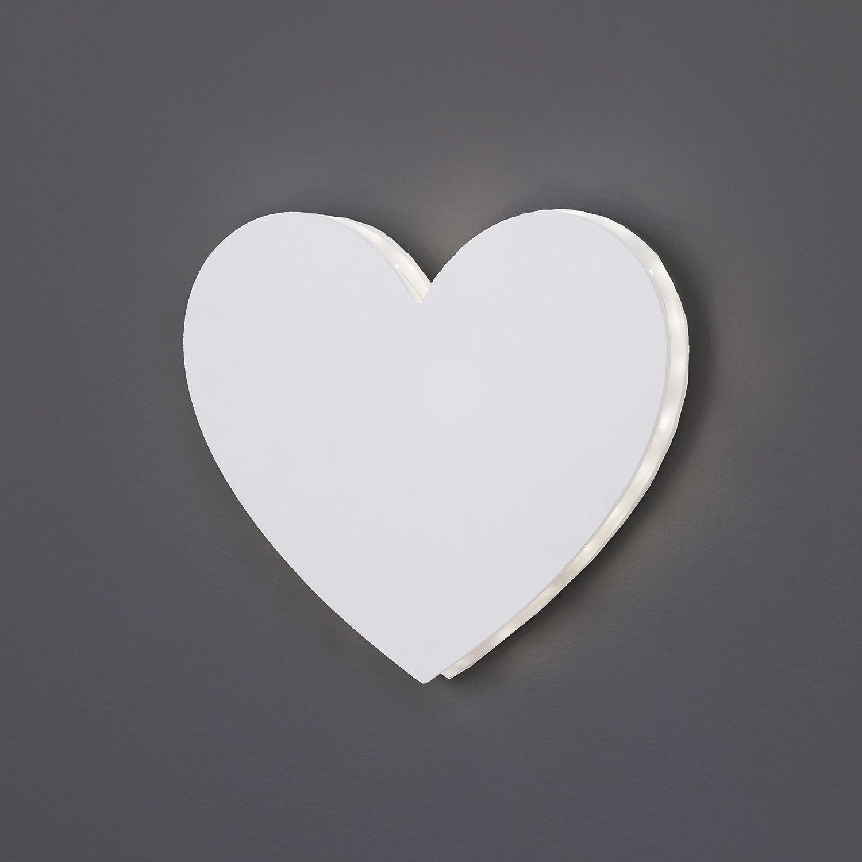 NoJo NoJo - XOXO - Lighted Heart Shaped Wall Art, Black, White, Gold