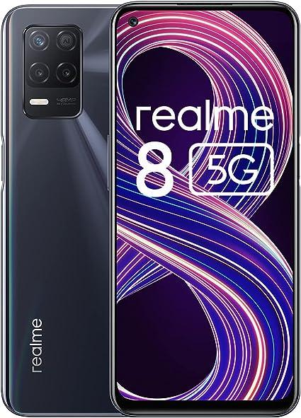 Realme 8 5G - 64 GB Negro