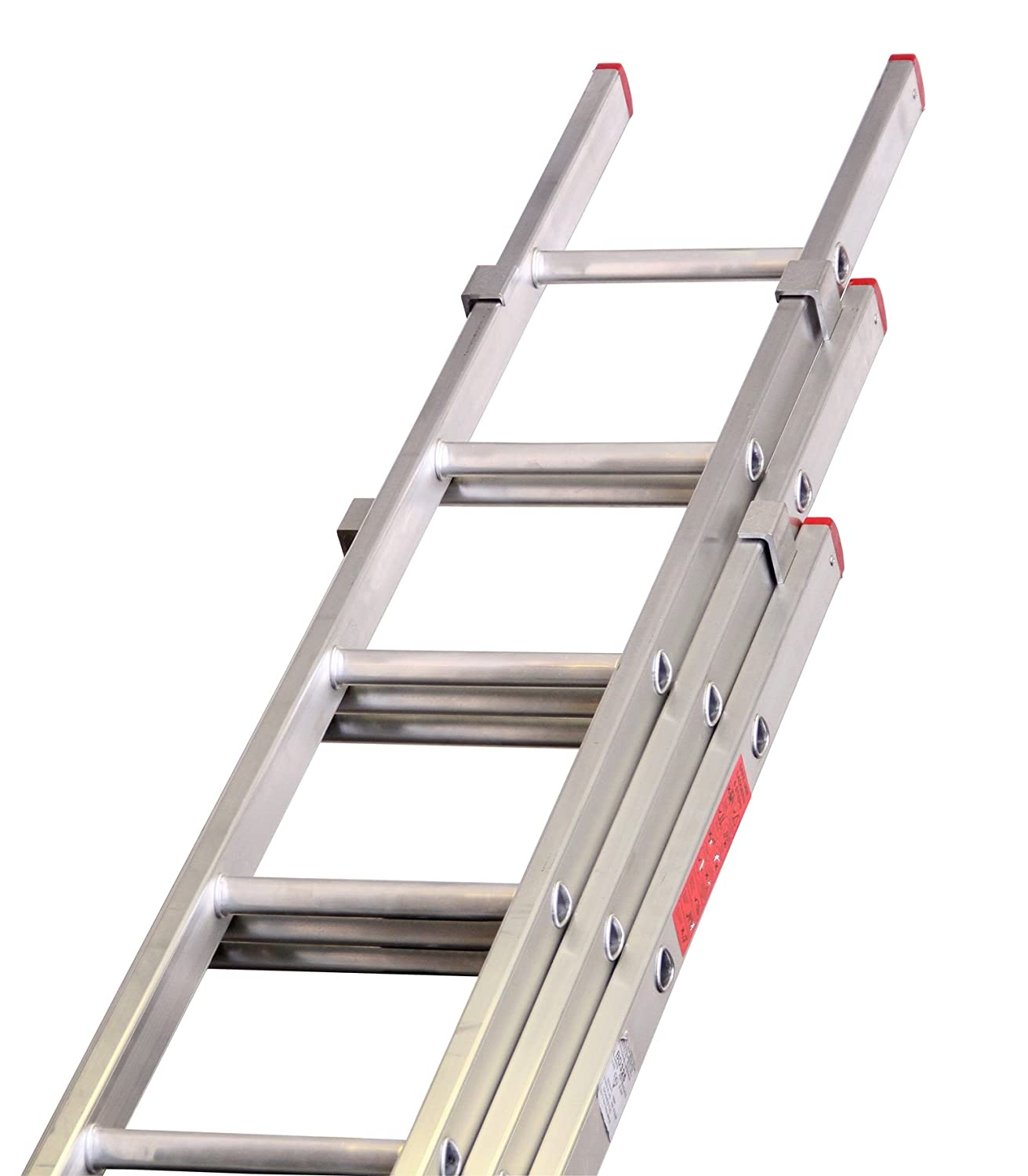 Lyte LYTBD325 3 Section Domestic Extension Ladder - Silver lyte Industries (Wales) Ltd