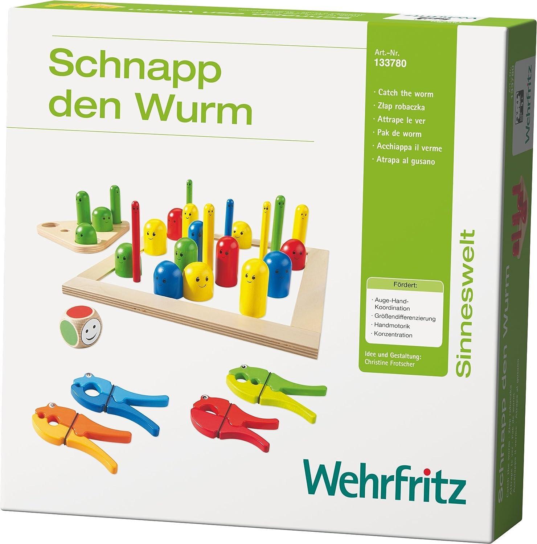 Wehrfritz 133780 Schnapp den Wurm: Amazon.de: Gewerbe, Industrie ...