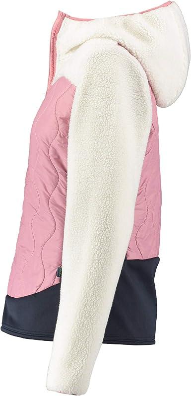 Meru Damen Fleecejacke Frasertown Rose (323) M: