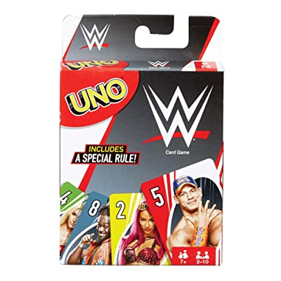 Superstars UNO Card Game Multi: Toys & Games [5Bkhe0203154]