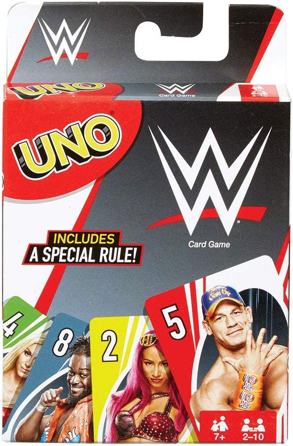 UNO /& LOW DOWN CARD GAMES 2 GAMES IN ONE BRAND NEW /& SEALED