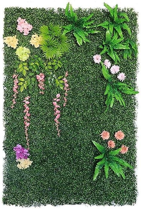Flores de pared de gran tamaño para decoración de vallas de jardín o balcón (color: C, tamaño: 100 x 100 cm), A, 100 x 100 cm: Amazon.es: Bebé