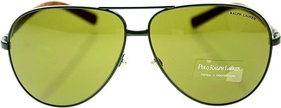 POLO Gafas de sol PH 3073 900573 Mate Verde Oliva 50MM: Amazon.es: Ropa y accesorios