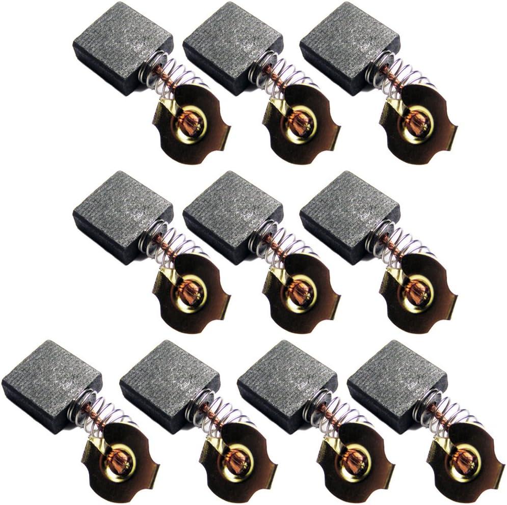 Black /& Decker//Dewalt Carbon Brush 614367-00 5140024-30