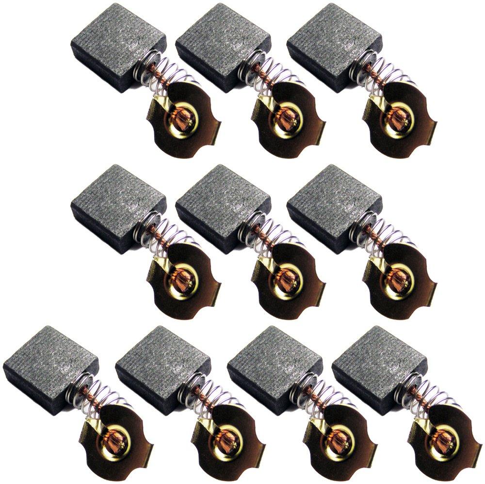 Dewalt DW713/DW715/DW716 Miter Saw (10 Pack) Replacement Brush & Lead # 614367-00-10pk